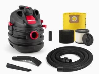 Shop Vac 4 Gallon 5 5 Hp Svx2 Motor  Wet Dry Vacuum Cleaner