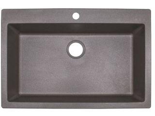 Primo 33in Single Basin Granite Sink