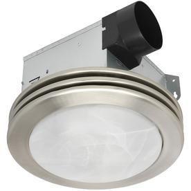 Decorative Ventilation Fan w  lED light