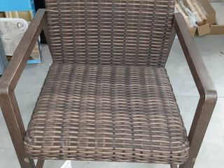 Outdoor Patio Wicker Chair