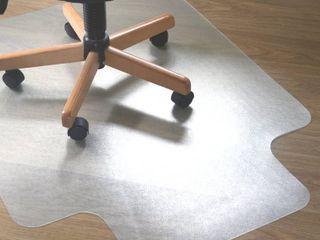 Clear Plastic Office Mat