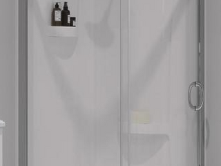 OVE 32 IN SHOWER WAllS Walls Only NO Glass
