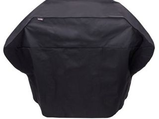 Char Broil 3 4 Burner Rip Stop Grill Cover   Black