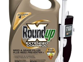 Roundup Extended Control 1 33 gallon Weed And Grass Killer