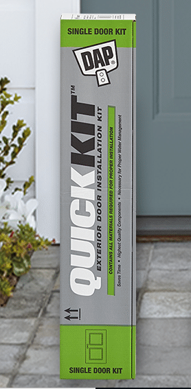Quick Kit Exterior Door Installation Kit