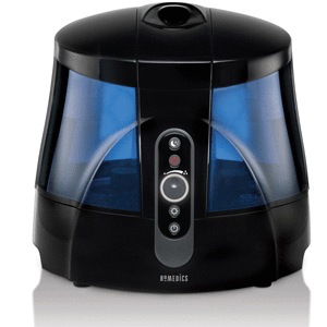 HoMedics Total Comfort Warm and Cool Mist Ultrasonic Humidifier Plus  UHE WM 70Walmart