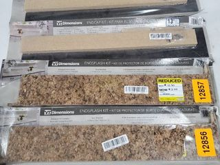 lot of 4 VT Dimensions Backsplash Kits