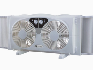 Utilitech Twin Window Fan