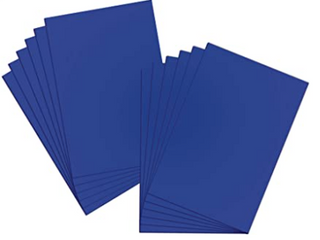 Bazic Stationary 28  x 22  5019  Dark Blue  Case of 25