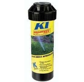 K Rain 4 in Plastic Gear Drive Sprinkler