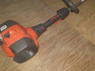 Husqvarna Orange Weed Wacker