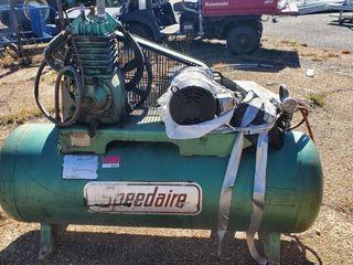 Speedaire 80Gal Compressor