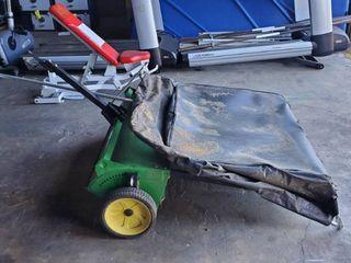 John Deere leaf Sweeper 44in