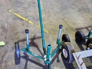ATEC Pitching Machine Cart