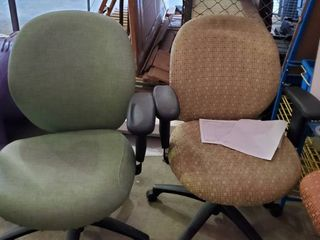 4  Computer Chairs