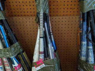 lot Of Kids Aluminum Baseball Bats