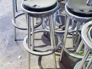 15  Metal Stools