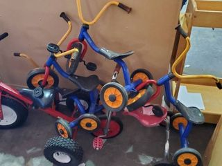 5  Tricycles
