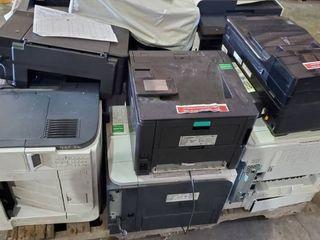 Pallet Of Printers