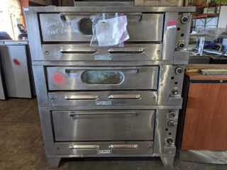Garland Triple Stack Pizza Oven