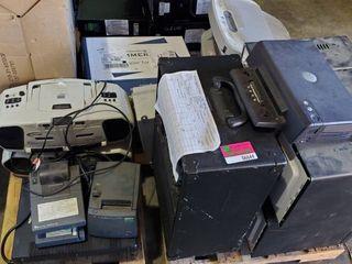 Karaoke Machine  Stereos  Receipt Printer and More
