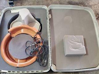 Shimpo Vl lite Pottery Wheel With Case