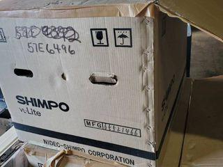 Shimpo Vl lite Potters Wheel   New In Box