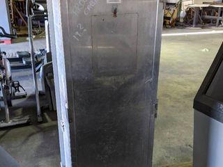 Full Size Aluminum Holding Cabinet