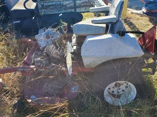 ExMark 60in Commerical Mower For Parts