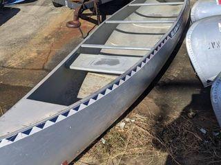Alumacraft 15 Aluminum Canoe