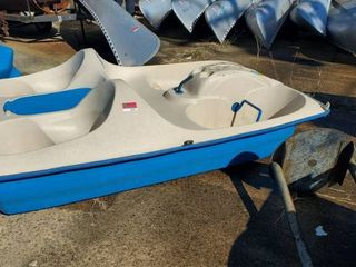 Sun Dolphin Paddle Boat