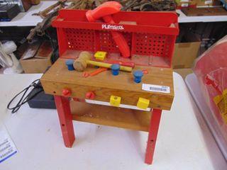 PlaySkool Workbench