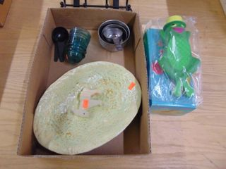 Freddie the Frog Soap Holder and More