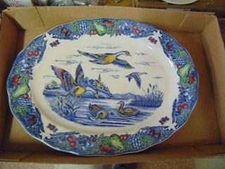 Flying Duck Platter