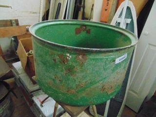 Enamel Wash Tub