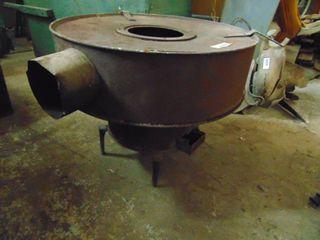Vintage Brooder Heater