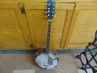 8 String Banjo