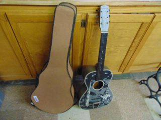 Plainsman Guitar   by Rictor