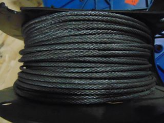 1 8  Wire Rope approx  500 ft