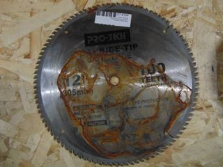 12  Carbide Tip Saw Blade  New and Unused