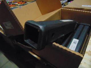 Unpainted 2 x 12  Valley Hitch Receiver Tubes  4 pieces