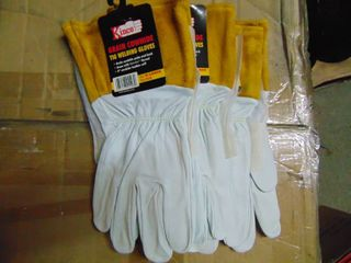 KINCO  0119 X lARGE WElDING GlOVES  3 pairs