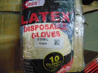 Kinko latex Gloves  50 Pair