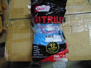 Kinko Nitrile Gloves 50 pairs