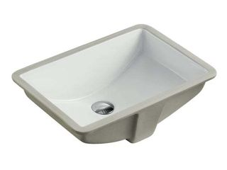 20 in 3 4 in European style rectangular sink model rp412p