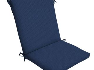 2 Arden Selections DriWeave Sapphire leala 44 x 20 in  Outdoor Chair Cushion