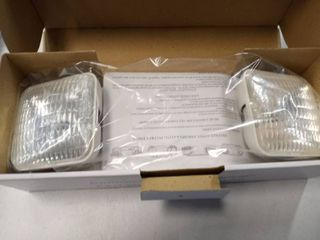 Hardy lighting emergency lighting battery powered emergency light fixture