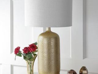 Sophia 30  Resin lED Table lamp  Gold by JONATHAN Y