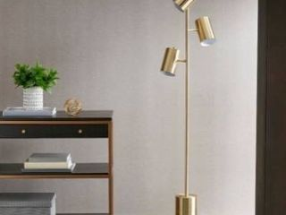 Alta Floor lamp with round shade shape