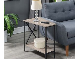 Convenience Concepts Tucson Wedge End Table